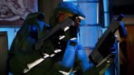 ATMOSPHERE at the XBOX 360® HALO 3 Sneak Preview at Quixote Studios West in Hollywood California on May 15 2007