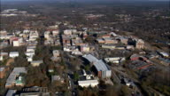 Athens  - Aerial View - Georgia,  Clarke County,  United States