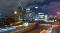T/L Atlanta skyline