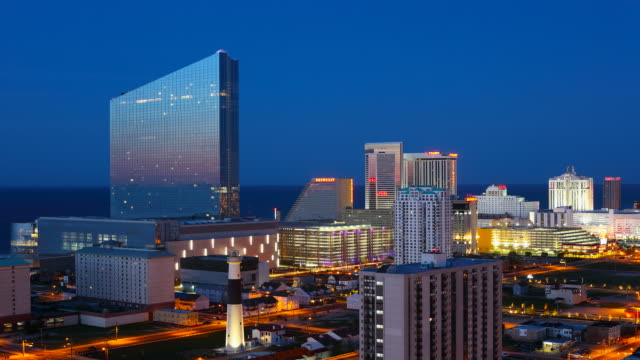 Atlantic City Timelapse