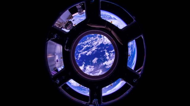 Atlantic Ocean From Space - Timelapse