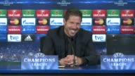 Atletico Madrid and Real Madrid will fight it out for a place in the Champions League semifinals next week after a feisty 00 firstleg draw at the...