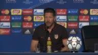 Atletico Madrid y Real Madrid se preparan para una nueva final de la Liga Campeones dos anos despues de que los merengues se consagraran en Lisboa