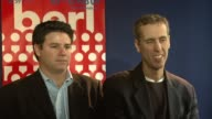 Atmosphere Adam Del Deo and James D Stern at the 59th Berlin Film Festival Every Little Step Interview at Berlin