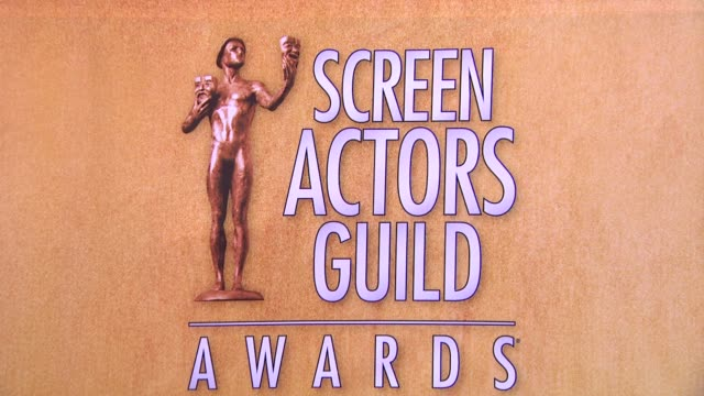 Atmosphere at 19th Annual Screen Actors Guild Awards Arrivals on 4/12/13 in Los Angeles CA