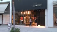 Atmosphere at Brioni Rodeo Drive Boutique Opening on 5/10/12 in Los Angeles CA