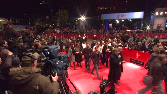 Atmosphere at the 59th Berlin Film Festival The Reader Premiere at Berlin