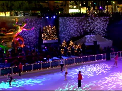 Atmosphere at the 74th Annual Rockefeller Center Christmas Tree Lighting Ceremony at Rockefeller Center in New York New York on November 29 2006