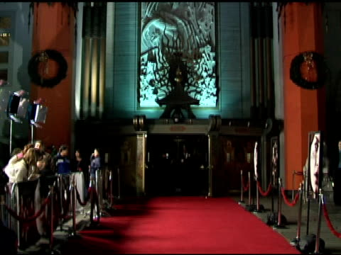 Atmosphere at the 'BloodRayne' Premiere at Grauman's Chinese Theatre in Hollywood California on January 4 2006