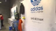 Atmosphere at the David Beckham And James Bond Launch adidas Originals By Originals Line at Los Angeles CA