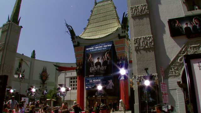 Atmosphere at the 'Harry Potter and the Order of the Phoenix' US Premiere at Grauman's Chinese Theatre in Hollywood California on July 8 2007