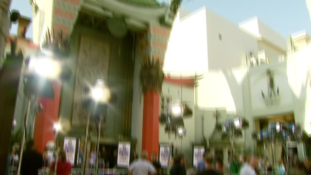Atmosphere at the 'Hot Rod' Los Angeles Premiere at Grauman's Chinese Theatre in Hollywood California on July 26 2007