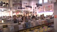 Atmosphere at the Mandy Moore InStore Appearance In Celebration Of 'Amanda Leigh' CD at Hollywood CA