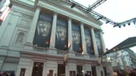 Atmosphere at The Royal Opera House on February 12 2012 in London England