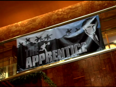 Atmosphere at the Searchfor New Cast of 6th Season of 'The Apprentice' By Donald Trump and Randal Pinkett at Trump Tower in New York New York on...