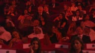 Audience at the Amitabh Bachchan Lifetime Achievement Award Dubai International Film Festival 2009 at Dubai