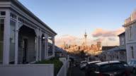 Auckland CBD skyline as seen east from Ponsonby