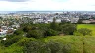 Auckland downtown, Sky Tower, Mount Eden