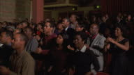 WS PAN Audience Clapping And Singing