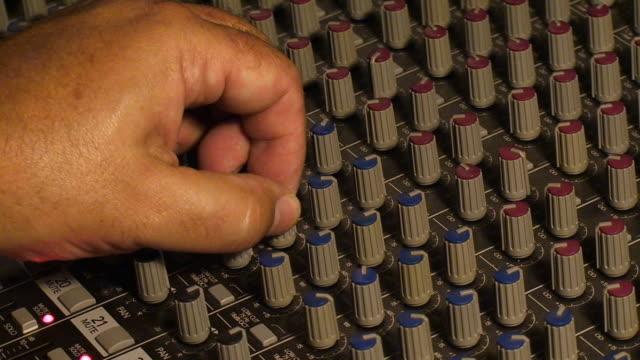 Audio Board Adjustments