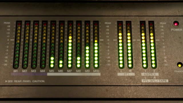 Misurare i livelli di audio