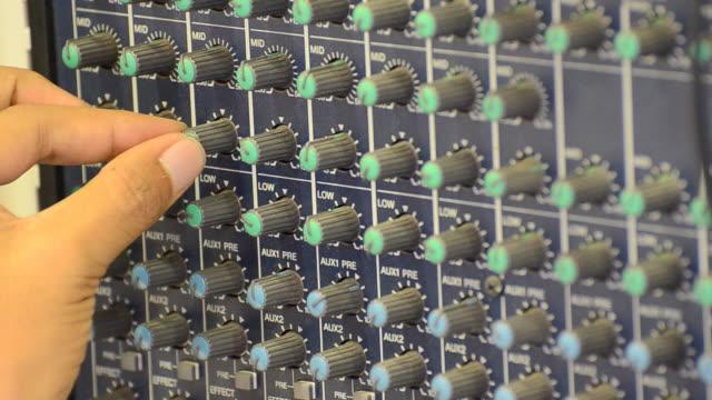Audio Mixer, Sound Engineer