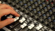 Audio Mixing Board (HD 1080)