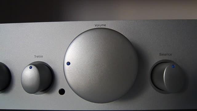 Audio Volumen