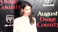 CLEAN 'August Osage County' New York Premiere at Ziegfeld Theater on in New York City