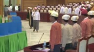 Aung San Suu Kyis party nominates her former driver and close aide to be Myanmars next president as the Nobel laureate looks to rule her former junta...