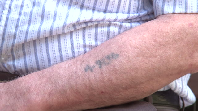 Auschwitz Holocaust Tattoo Zoom