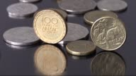 Australia issued a coin reading '100 years of Anzac The Spirit Lives' to commemorate the Anzac soldiers who lost their lives during World War One in...