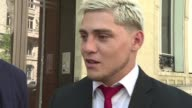 Australian international James O'Connor and former All Black Ali Williams attended a disciplinary hearing at the French National Ruby League
