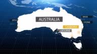 Australiska karta