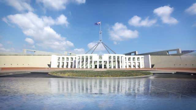 Australian Parliament House, Canberra, Australië