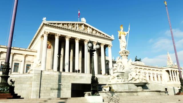 Österreichische Parlament Hyperlapse