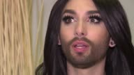 Austria's bearded drag queen sensation Conchita Wurst winner of last year's Eurovision is to release her first album Conchita on the eve of the 60th...