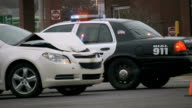 Auto Accidents, Police Car