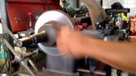 auto mechanical work, disc brake Repair