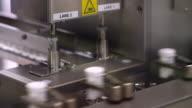 Automated Machine Making Medicine Pumps