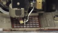 CU Automated semiconductor circuit board printing / Bang Pa-In, Ayutthaya, Thailand