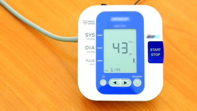 HD: Automatic Digital Blood Pressure Monitor