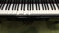 Automatic player piano