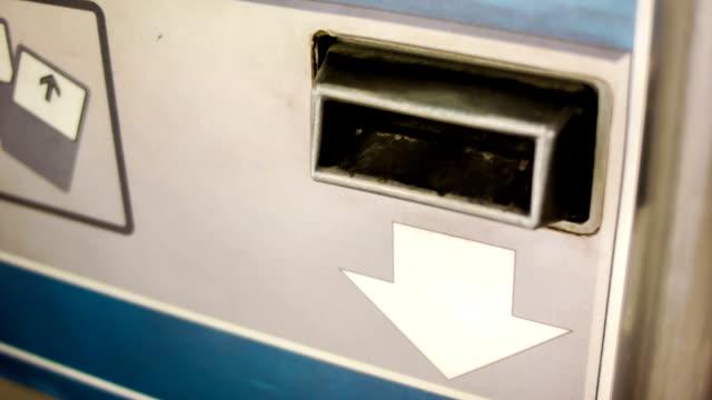 Automatic ticket machine