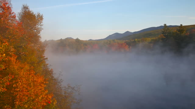 Herbst in Maine