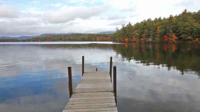 Autumn on Squam Lake