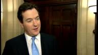 George Osborne interviews Osborne interview SOT