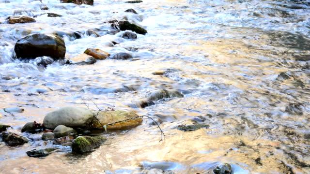 Autumnal riverscape