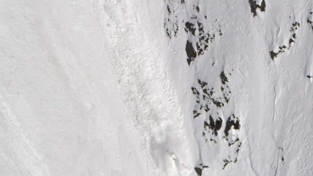 Avalanche in Alaska