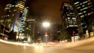 Avenida Paulista a notte